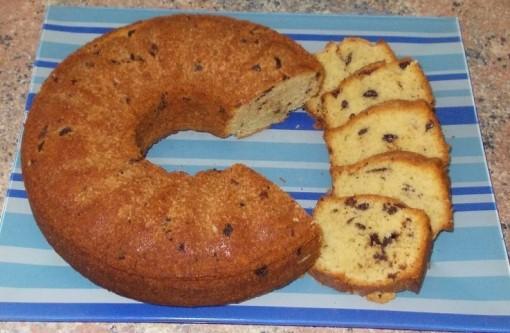 Schokoladenkuchen Kuchen Mit Schokoladenstucke